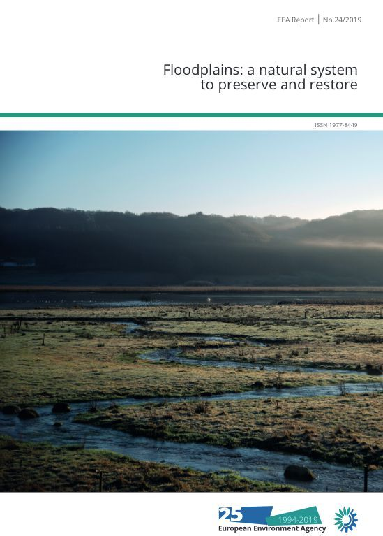 EEA Report 24/2019: Floodplains: a natural system to preserve and restore