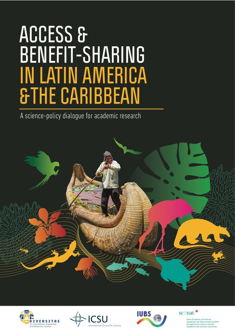A 25-page document that compiles all project's findings: Access and Benefit-Sharing in Latin America and the Caribbean: A science-policy dialogue for academic research.