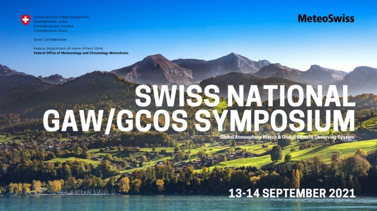 Swiss National GAW/GCOS Symposium