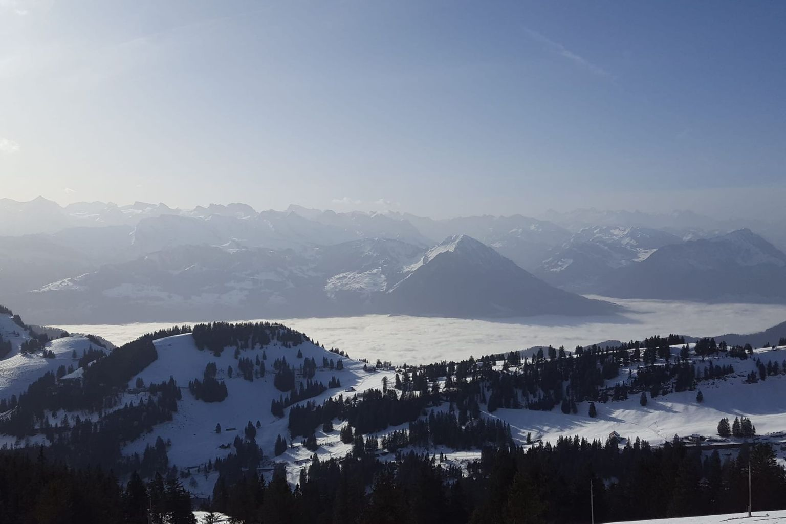 Rigi Workshop 2020 view