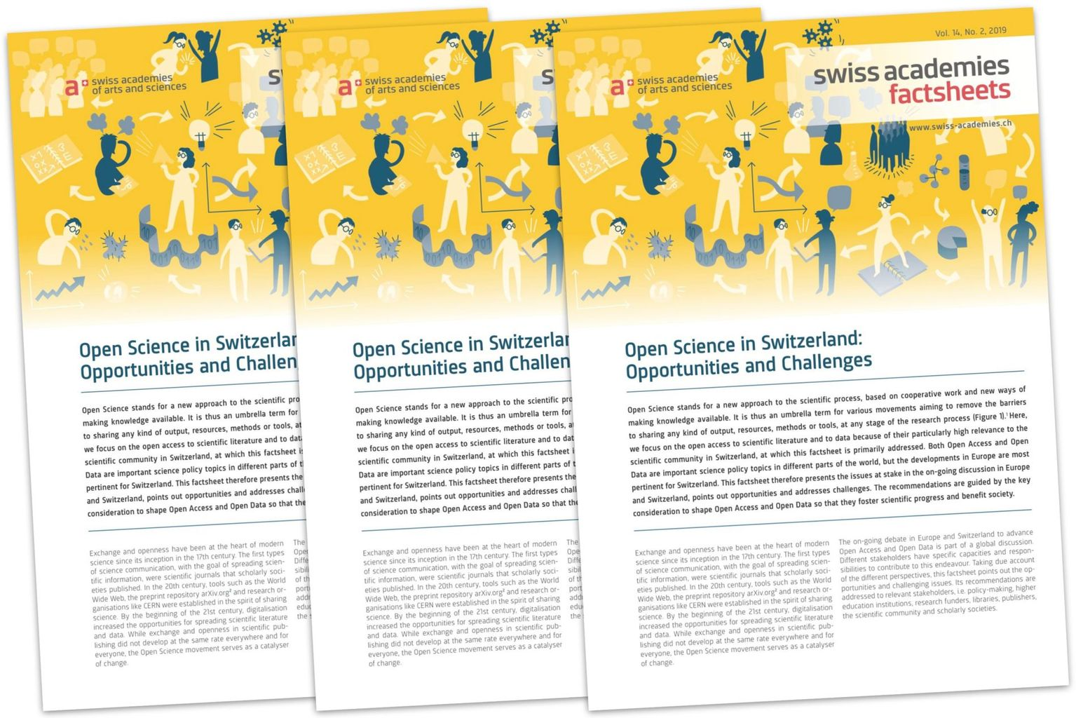 Factsheet Open Science Switzerland