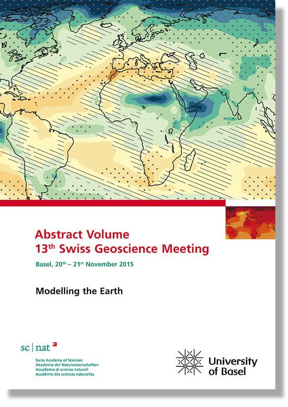 Abstract Volume SGM2015 Cover