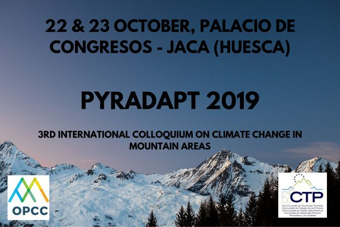 3rd International Colloquium on Climate Change in Mountain Areas