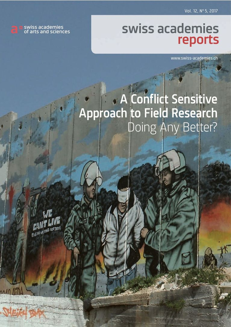 A Conflict Sensitive Approach to Field Research