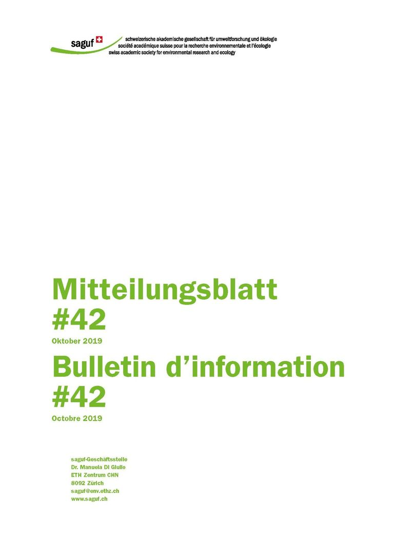 Bulletin d'information no. 42
