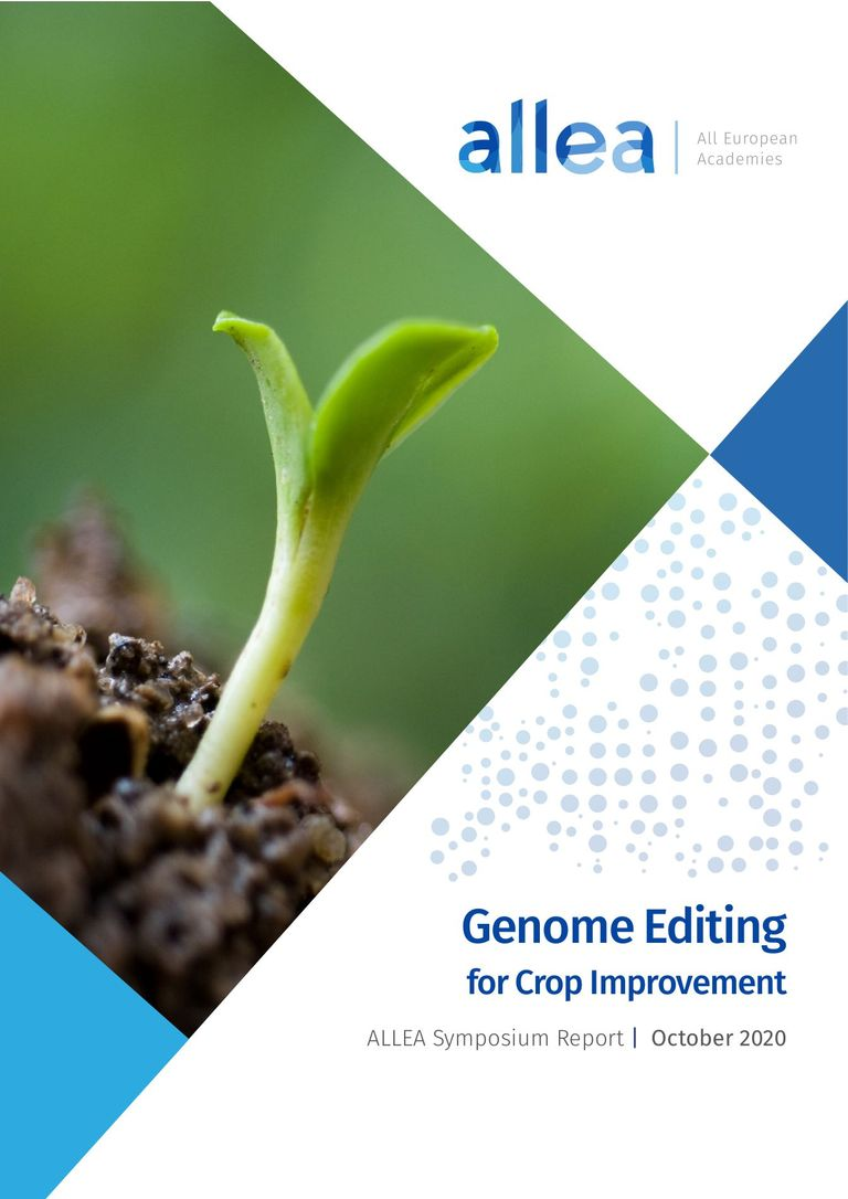 Genome Editing for Crop Improvement
