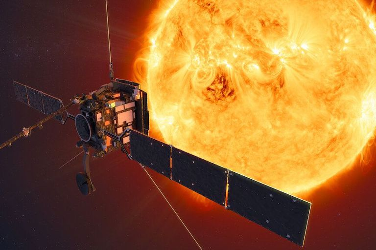 ESA's Solar Orbiter mission to observe the Sun