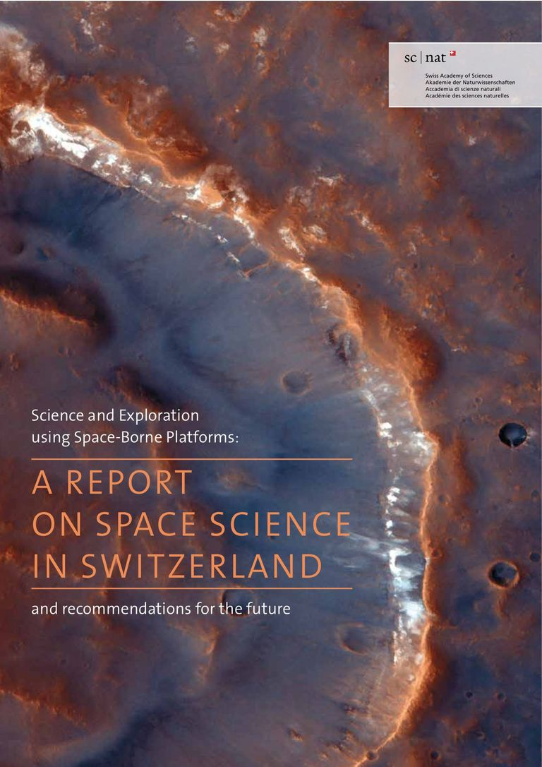 Space Science Roadmap 2019: A Report on Space Science in Switzerland