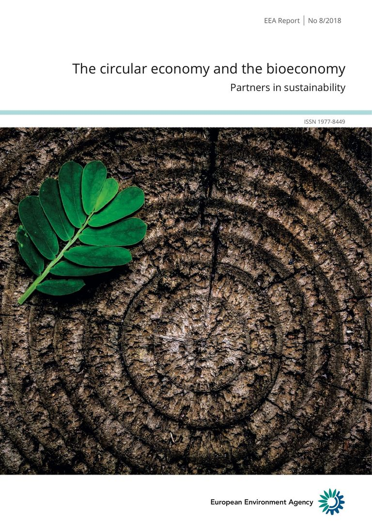 EEA Report No 8/2018: The circular economy and the bioeconomy — Partners in sustainability