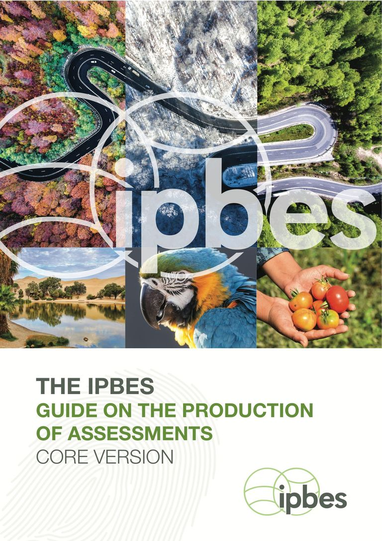The IPBES Guide on the Production of Assessments