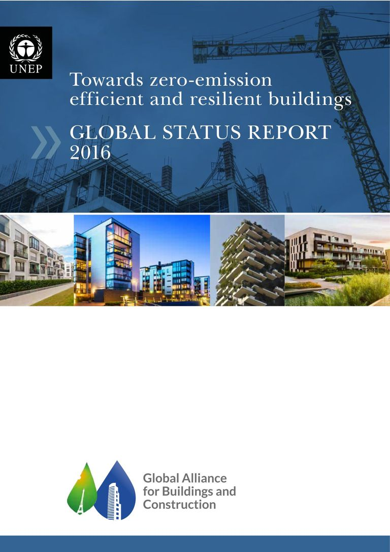 Towards zero-emission efficient and resilient buildings