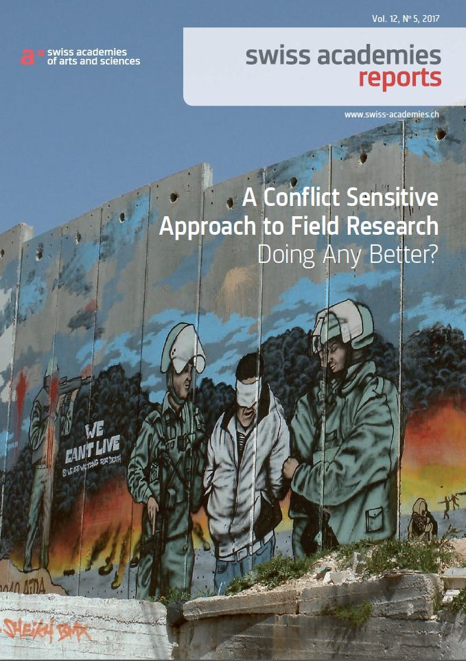 A conflict Sensitive Approach