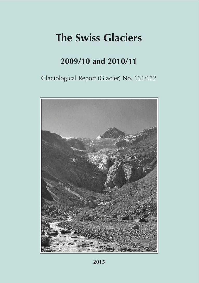 The Swiss Glaciers 2009/10 and 2010/11