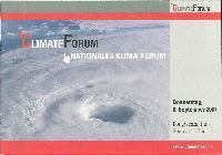 Teaser: 1. Nationales Klimaforum in Thun