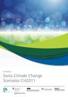 Teaser: The New Swiss Climate Change Scenarios CH2011