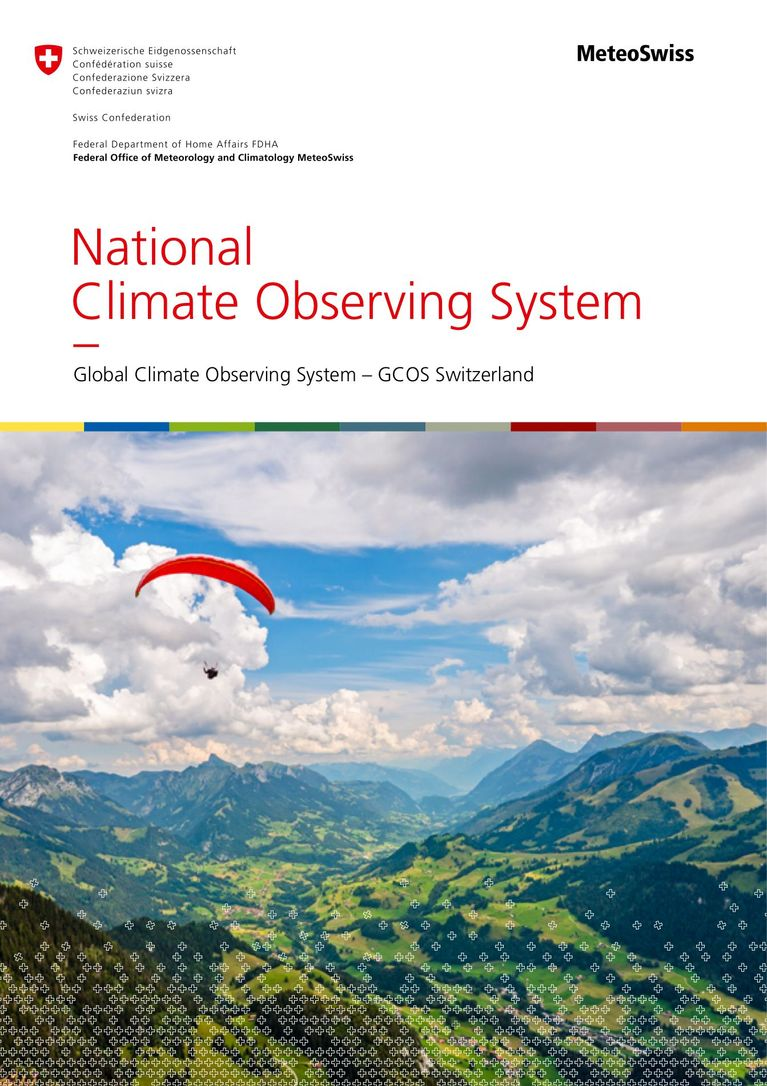 National Climate Observing System