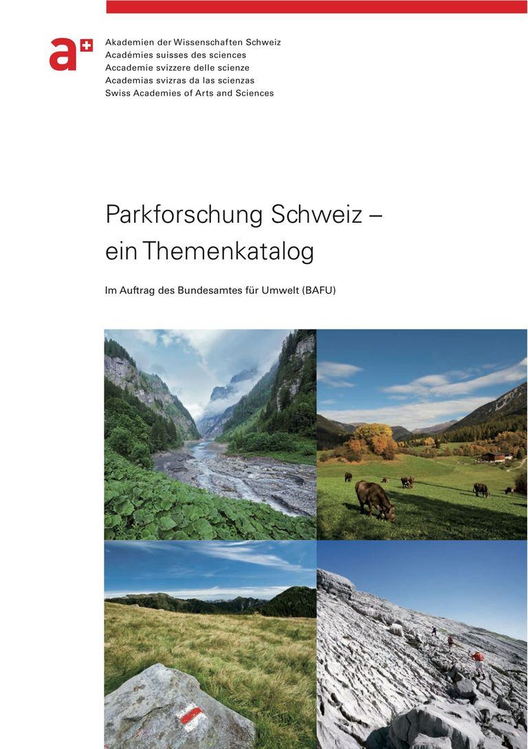 This publication is available in German and French only.