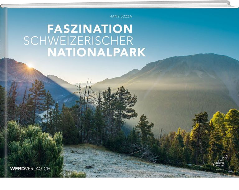 Cover Faszination Schweizerischer Nationalpark