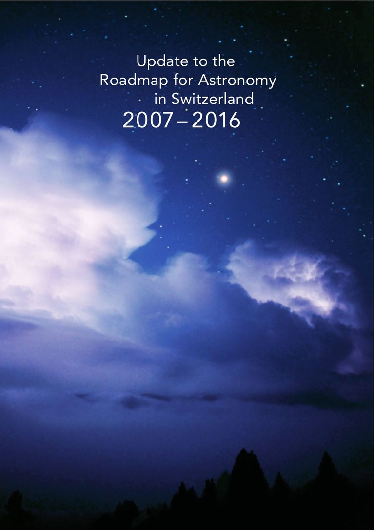 Update Roadmap Astronomy 2015