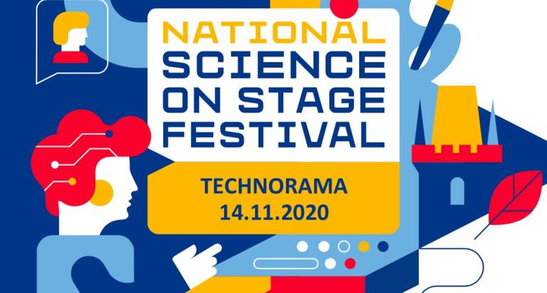 Festival national Science on Stage Switzerland 2020