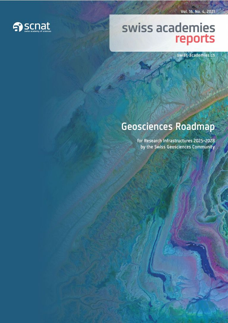 Geosciences Roadmap for Research Infrastructures 2025–2028 by the Swiss Geosciences Community