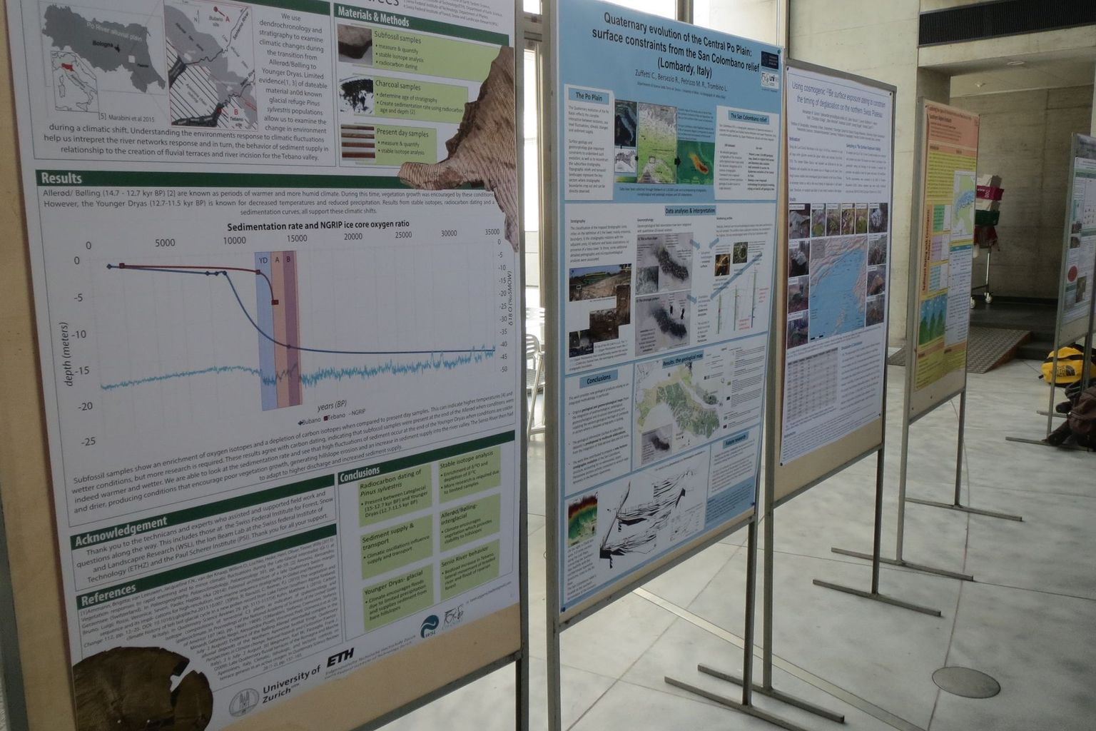 CH-QUAT Meeting 2017: Posters