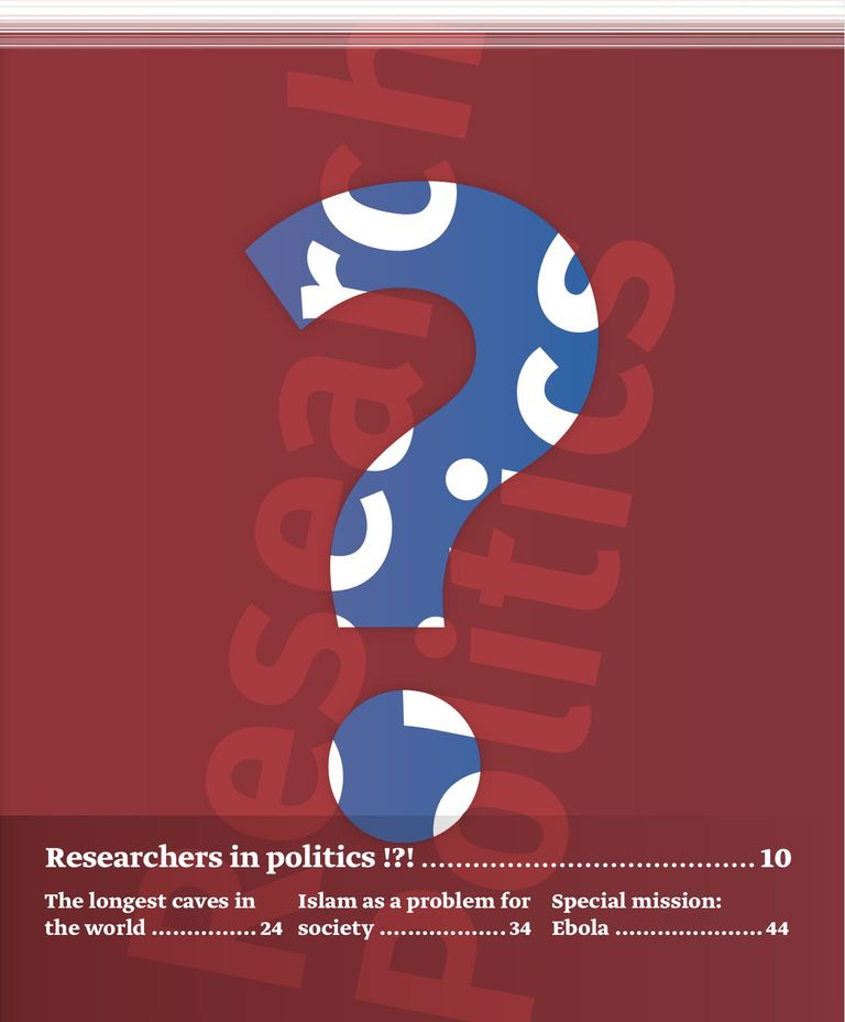 Researchers in Politics !?!