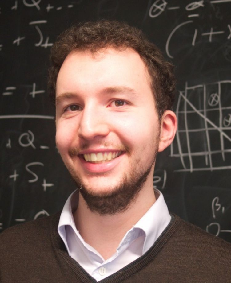 Researcher Dr Alessandro Sfondrini (ETH Zurich) wishes to make the 'holographic principle' understandable to students.