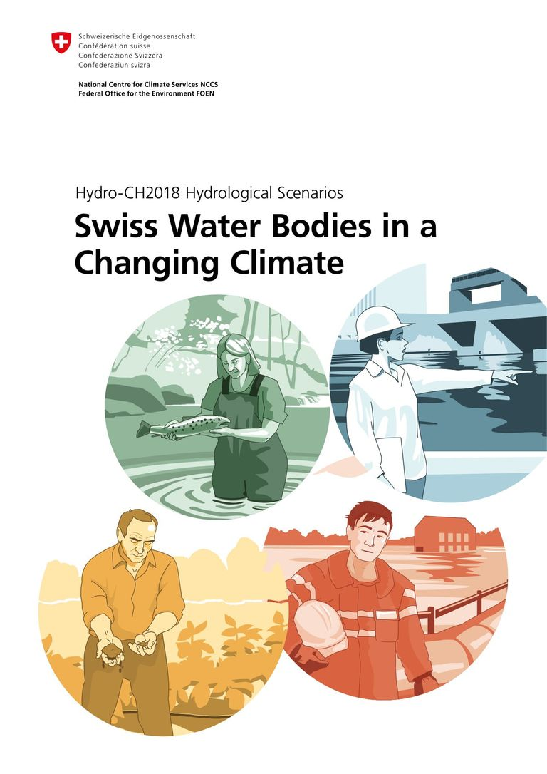 NCCS (2021) Swiss Water Bodies in a Changing Climate