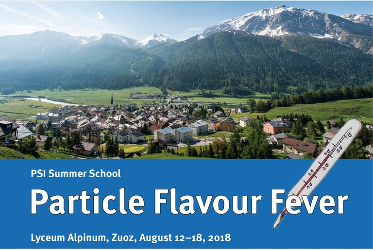 PSI Particle Flavour Fever 2018