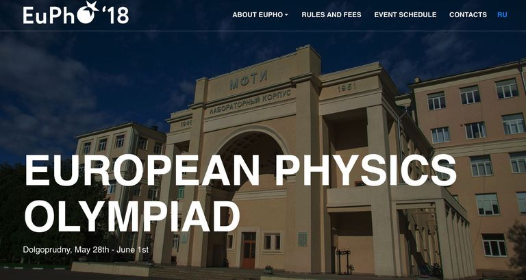 European Physics Olympiad