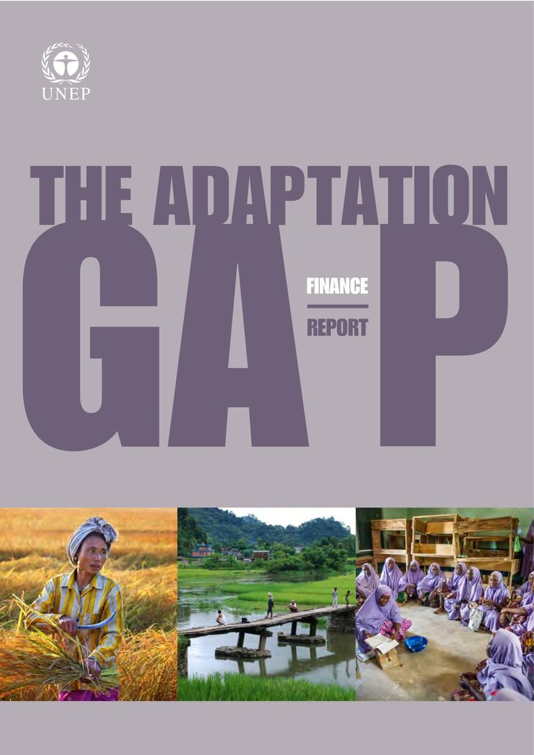 The Adaptation GAP Finance Report 2016