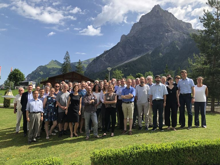 CHIPPBoard meeting 2 July 2019, Kandersteg