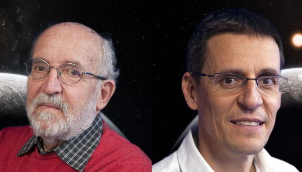 Michel Mayor and Didier Queloz, Nobel laureate in Physics 2019