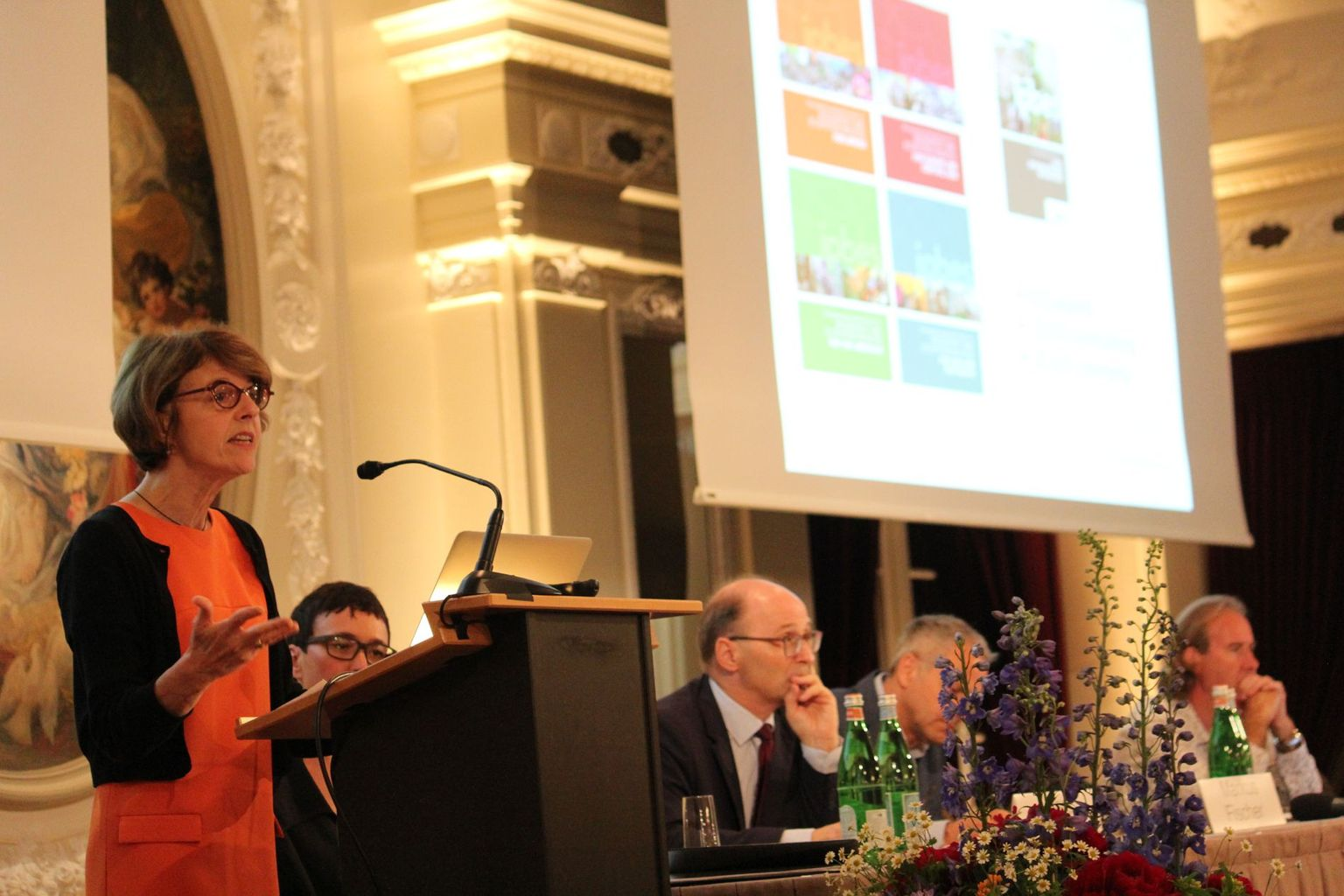 Anne Larigauderie, Executive Secretary of IPBES
