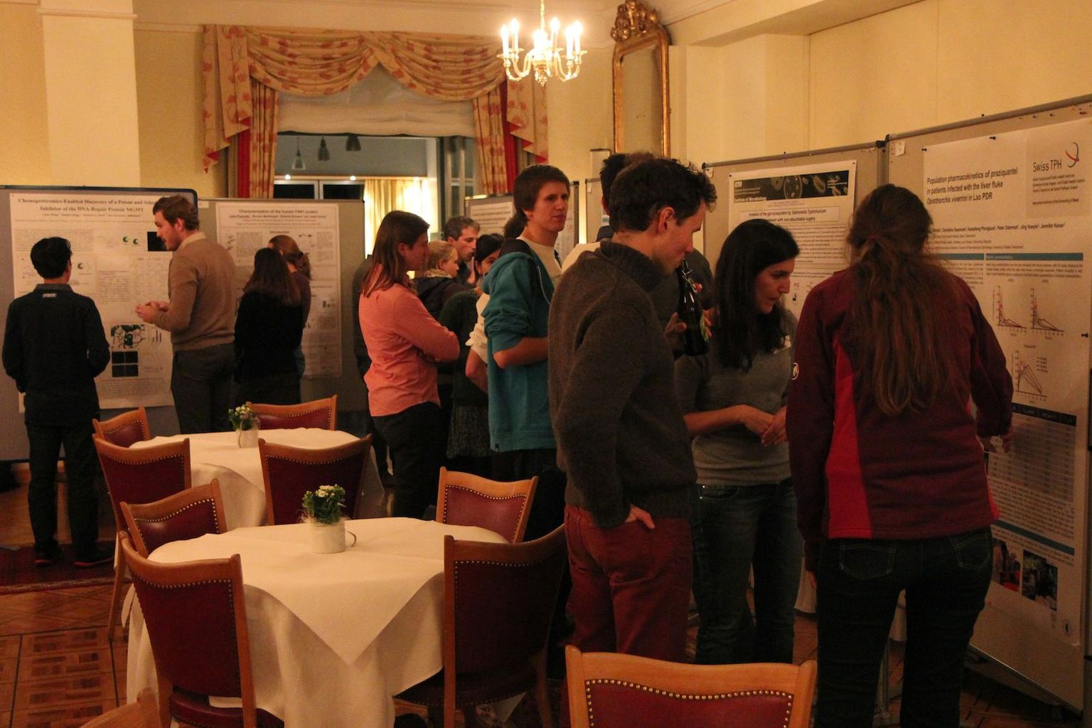 Rigi Workshop 2016 - Poster session
