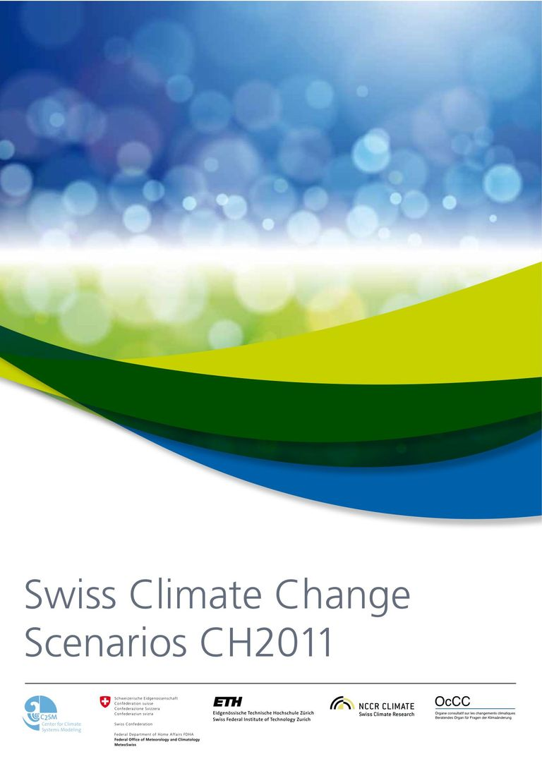 Swiss Climate Change Scenarios CH2011