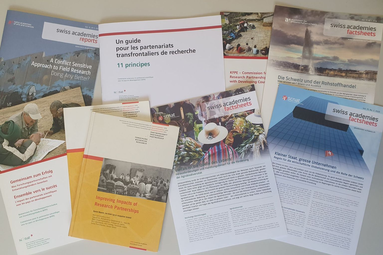 KFPE Publications