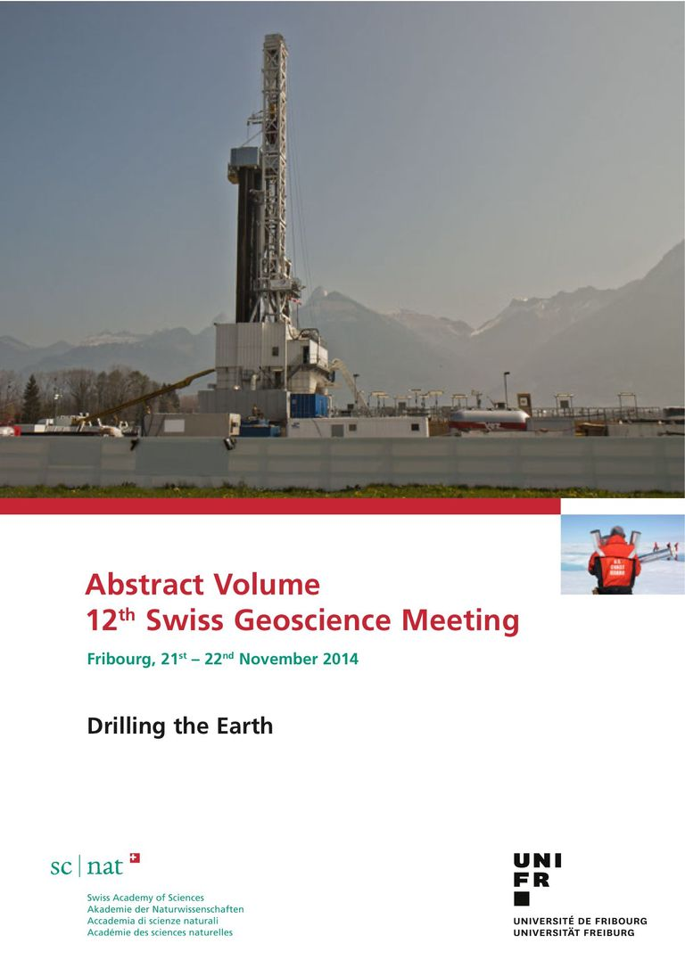 Abstract Volume SGM 2014